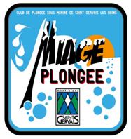 Logo miage plongée