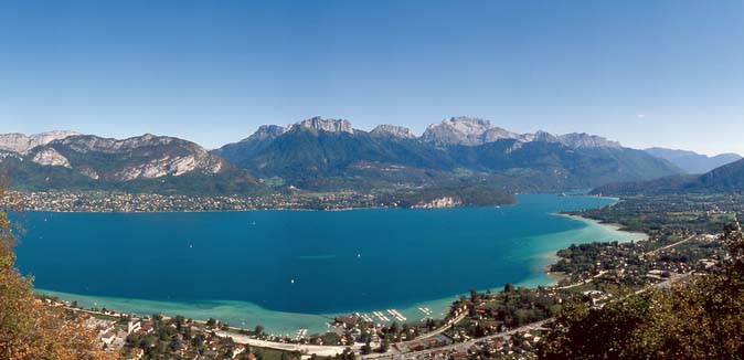 Lac Annecy pur