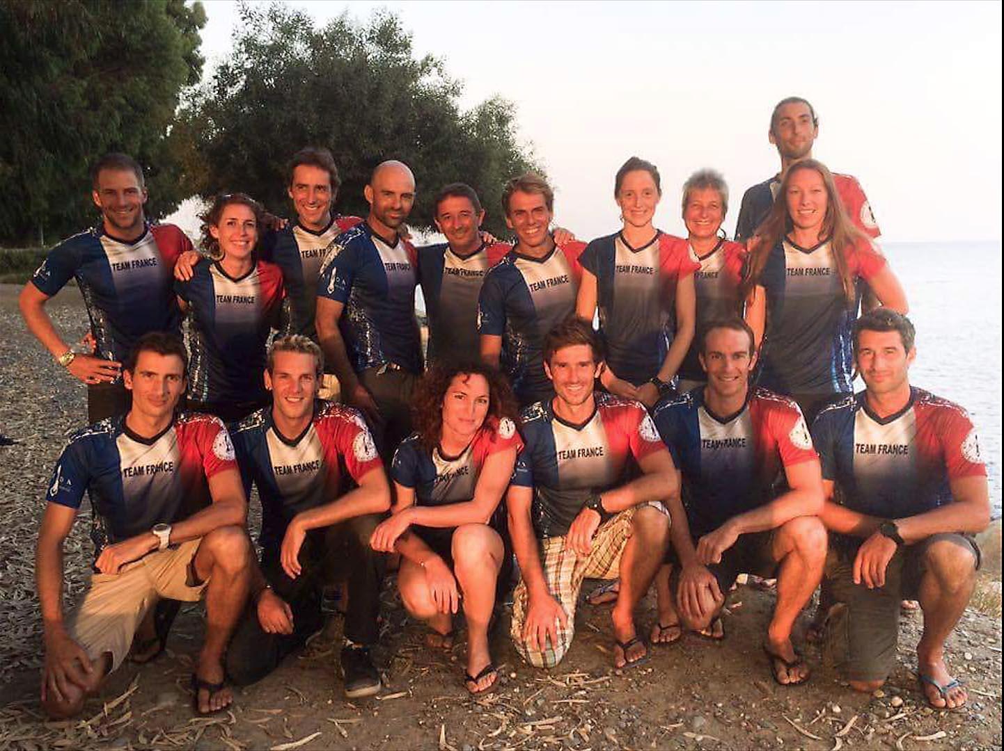 Team France Apnée 2015