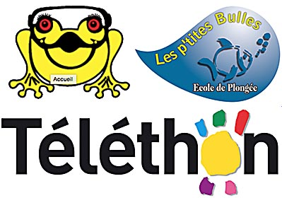 TELETHON P'TITES BULLES PALANQUEE MORZINE