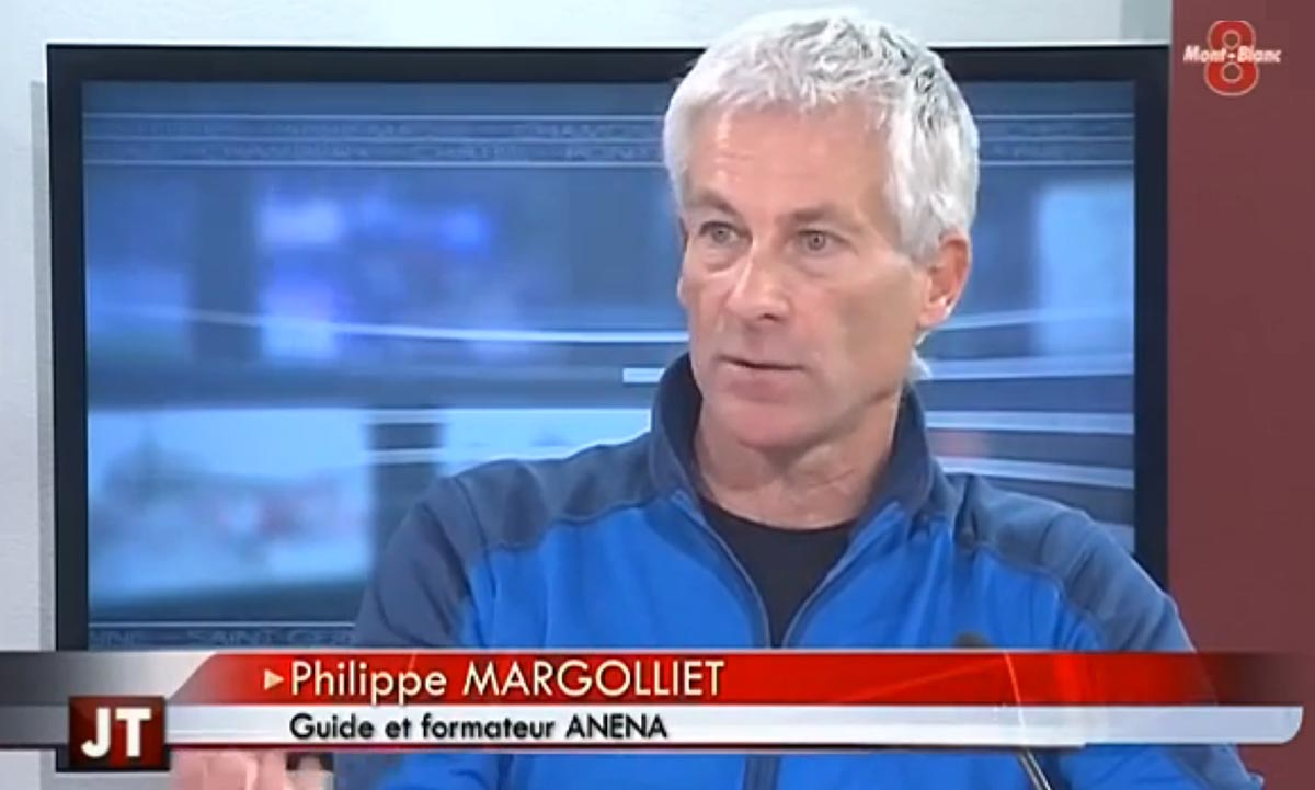 Philippe MARGOLLIET TV8