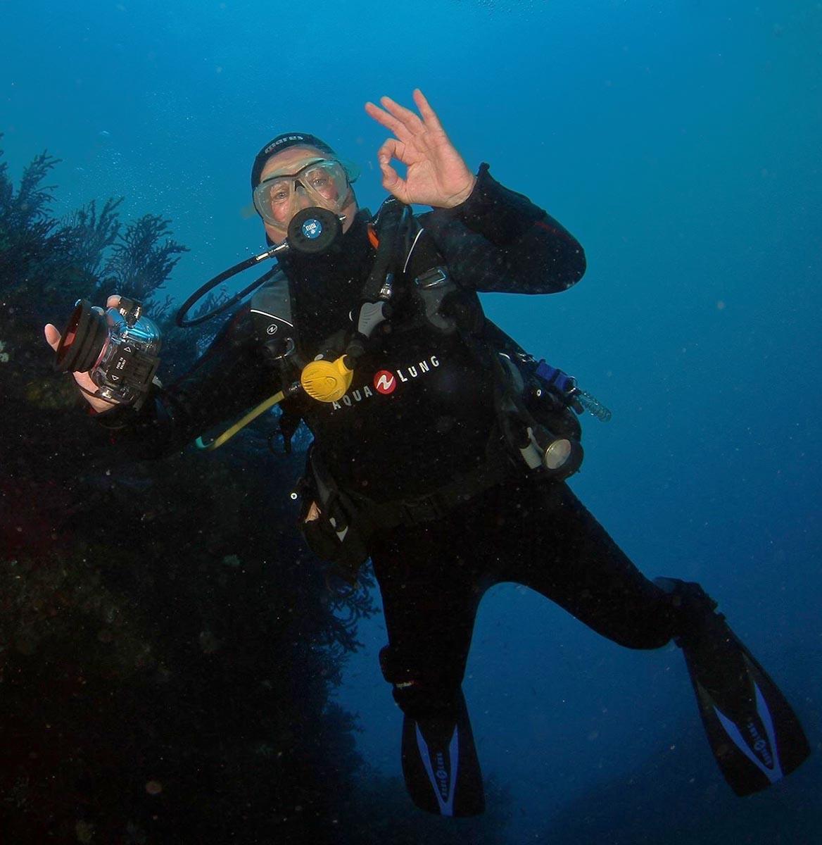Cours de plongée 74
