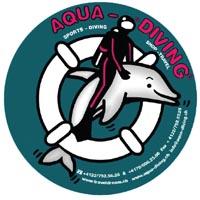 Logo AQUA-DIVING-W