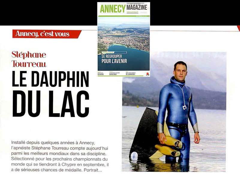 2015-06 Annecy Magazine S-TOURREAU 2