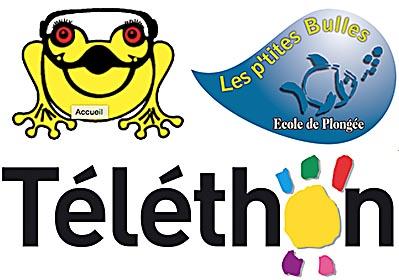 TELETHON P'TITES BULLES PALANQUEE MORZINE