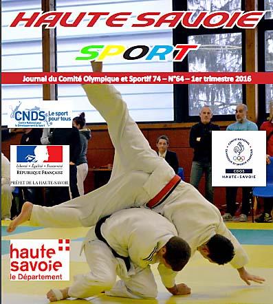 CDOS num 64 judo