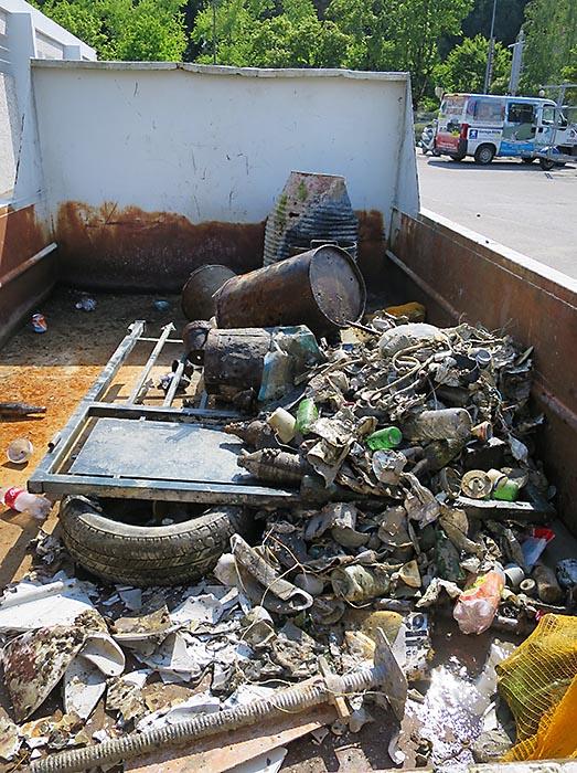 2016-05-28 CSA nettoyage lac detritus
