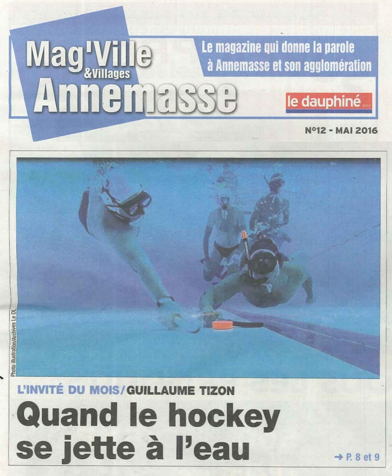 2016-05 DL Mag'Ville Annemasse Hockeysub
