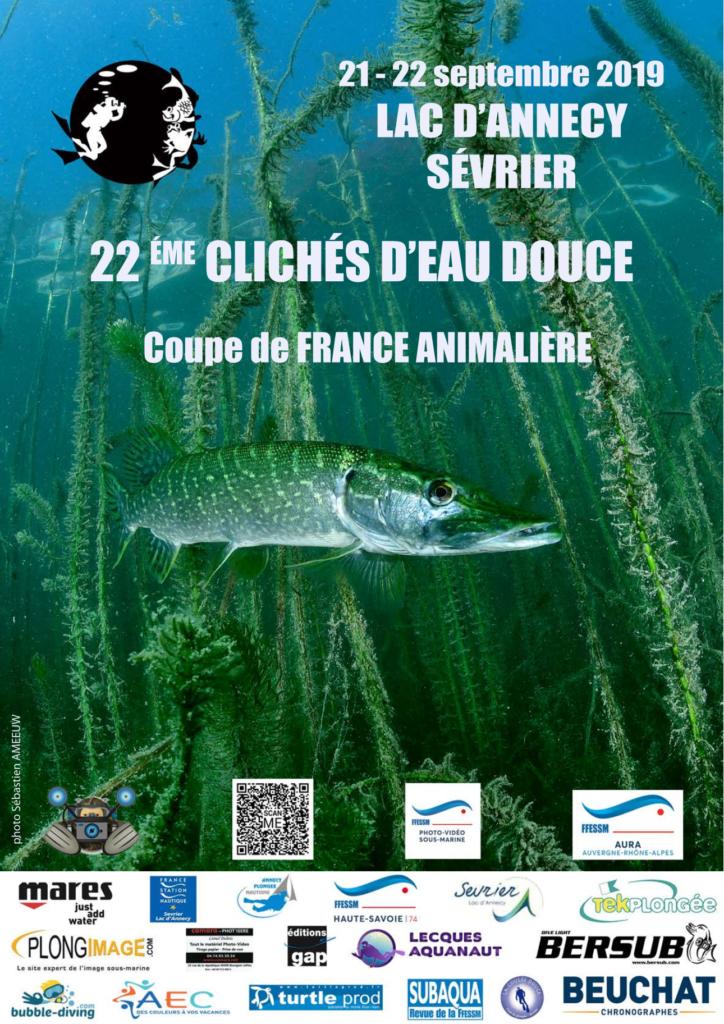 22ème Clichés d'eau douce @ Lac d'Annecy