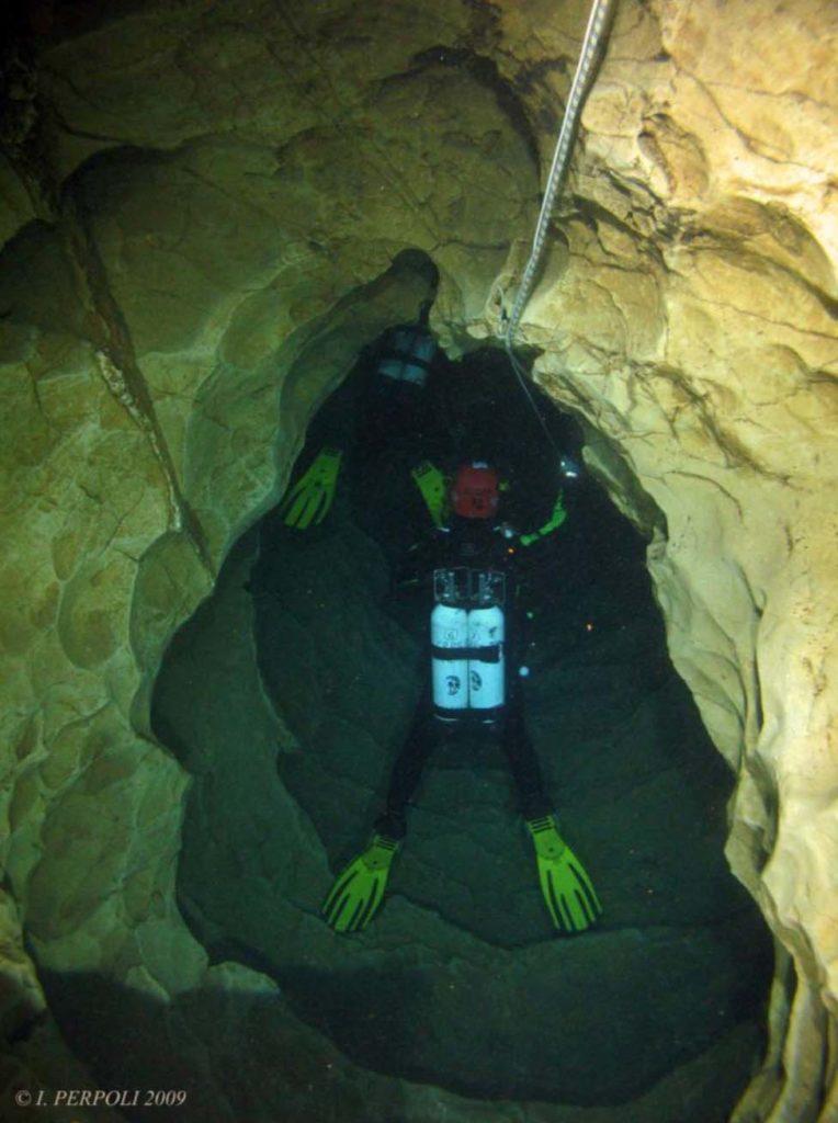 Journée découverte plongée souterraine
